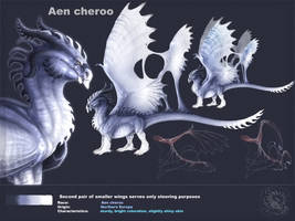 Aen cheroo contest by AverrisVis