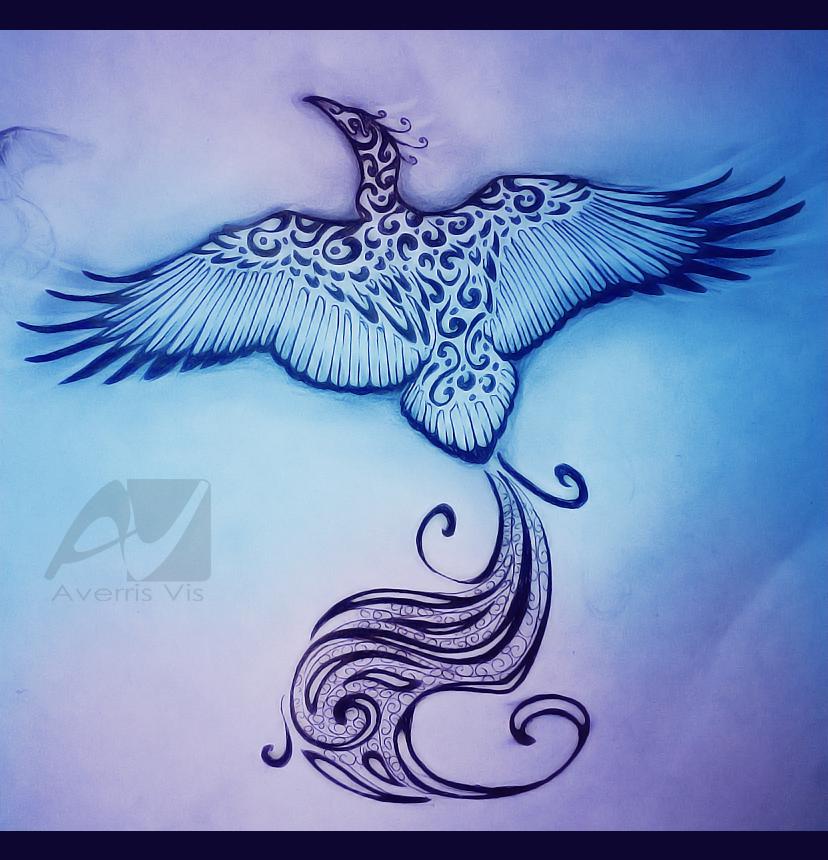 Phoenix by AverrisVis