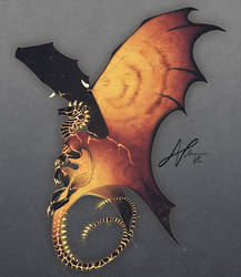 Dragon Design #011 Auction [CLOSED]