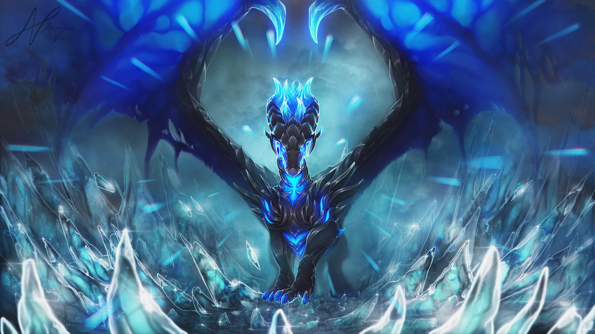 Verad the King of Freeze by AverrisVis on DeviantArt