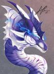Dragon Design #012 Portrait