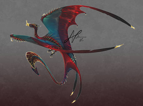 Dragon Design #014 Auction [CLOSED]