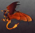 Dragon Design #025 Adoptable [CLOSED]