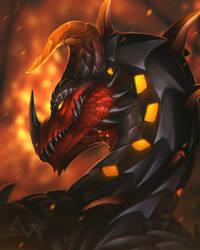 Hellpit Dragon