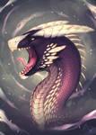 Dragon Design #27 Portrait
