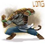 Long the tiger