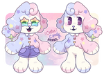 [herbil] CLOSED - cotton candy auction!
