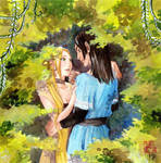 Art trade - Hidden lovers
