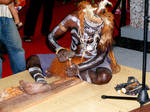 JI Expo: Asmat Tribe