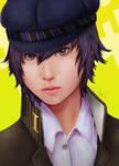 P4: Naoto Shirogane