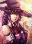 Violet Witch + Video Tutorial
