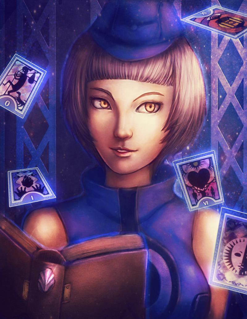 Persona 3: Elizabeth by zamboze