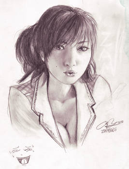 Pencil: Yumi