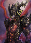 Black Steel Knight