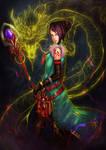 Summoning Dragon Spirit