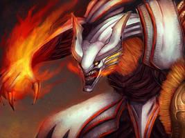 Hannibal - god eater burst by zamboze