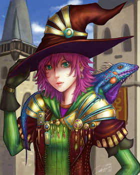 Witch from Garcinia