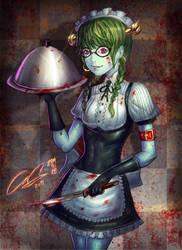 Mad Maid