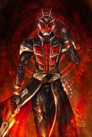 Kamen Rider Wizard by zamboze