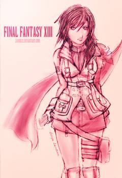 Final Fantasy 13: Lightning
