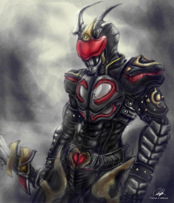 Kamen Rider Chalice by zamboze