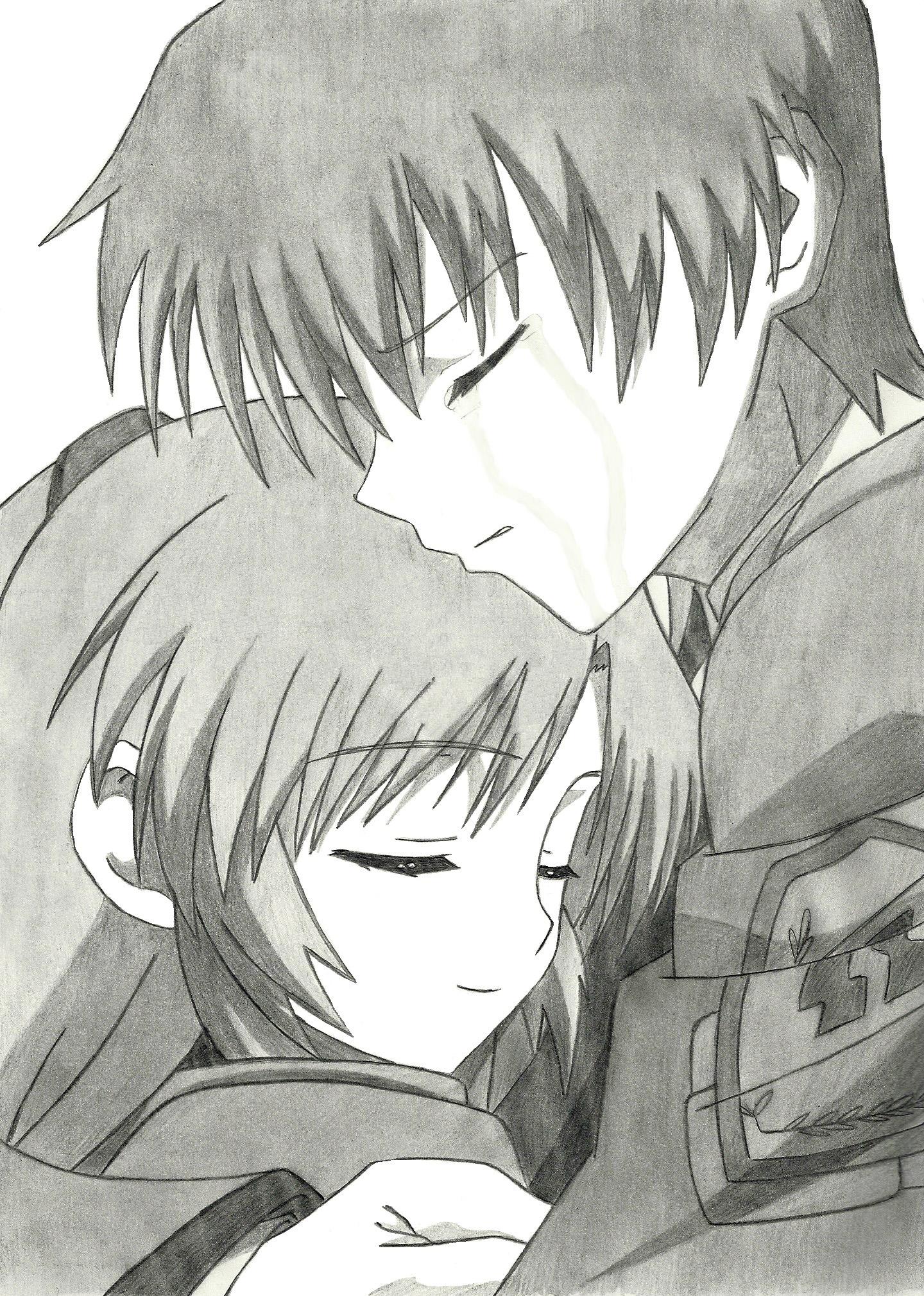 Otonoshi y Kanade un amor que no se pudo vivir  Taringa