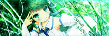 Sanae Kochiya sig by LunarWingCloud