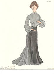 Servant Dress 1903