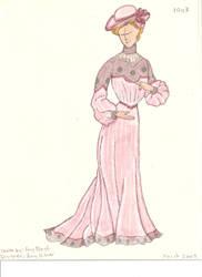 Day Dress in 1903
