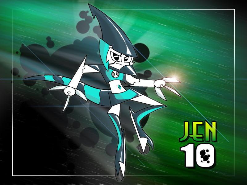 """Jenny JEN10 """"XLR8"""" by WittNV"""