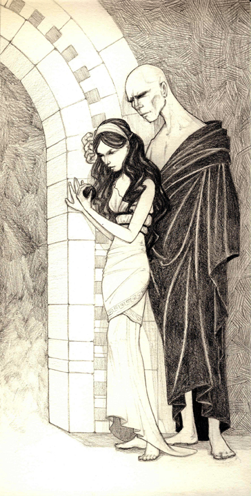 Persephone and Hades Picture, Persephone and Hades Image