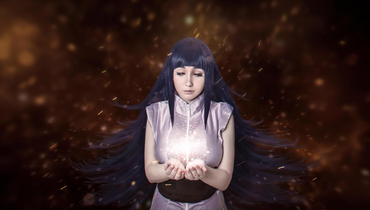 Naruto the Last - Hinata Hyuga cosplay by Setor