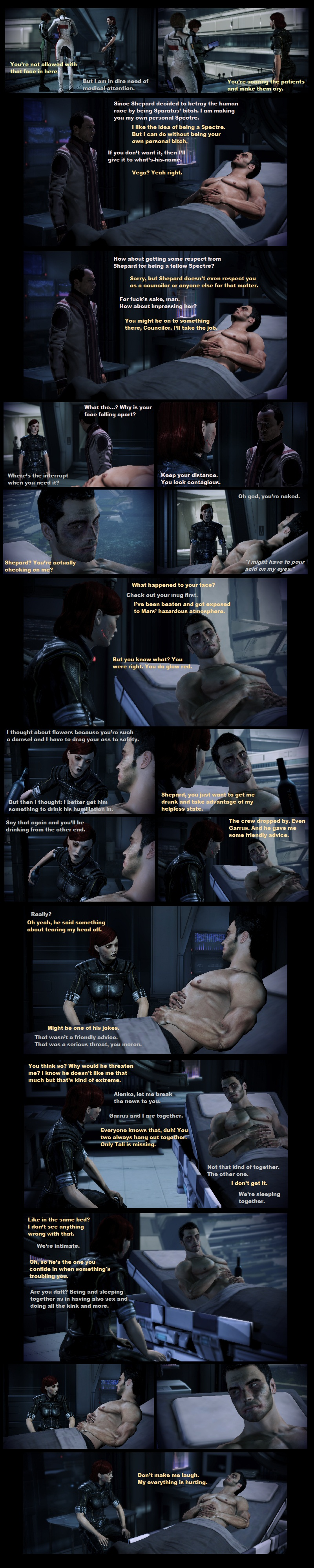 Mass effect 3 Detour - P78 by Pomponorium
