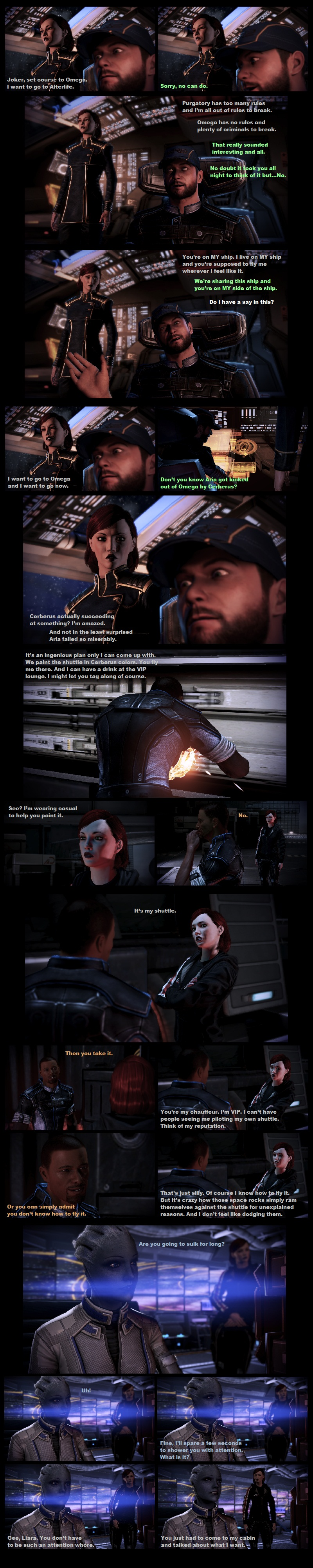 Mass effect 3 Detour - P121 by Pomponorium