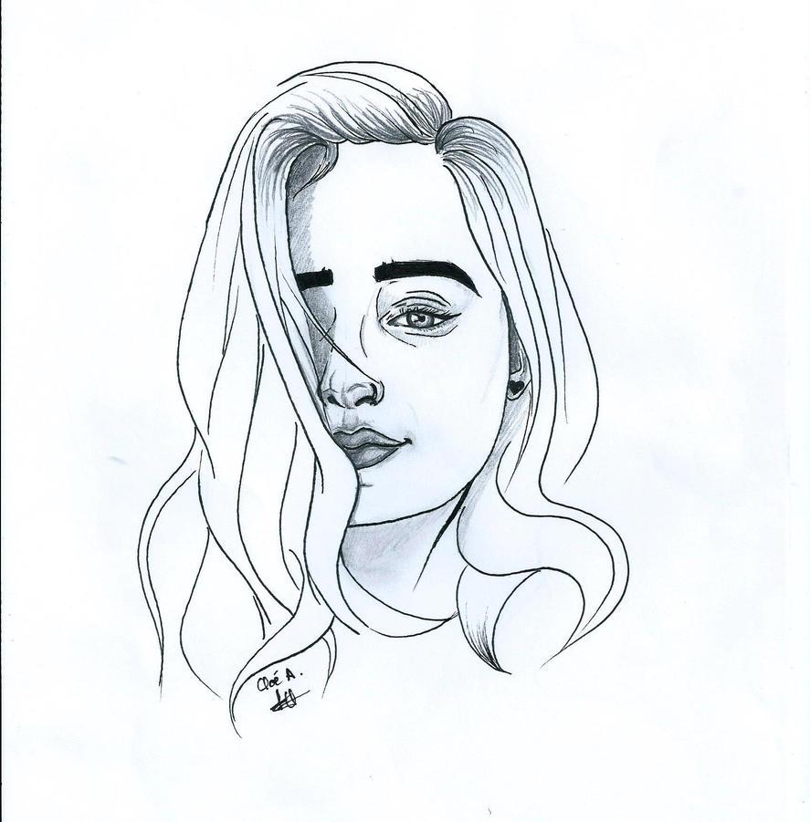 Peppa Girl - Maelle by Aoika-draw