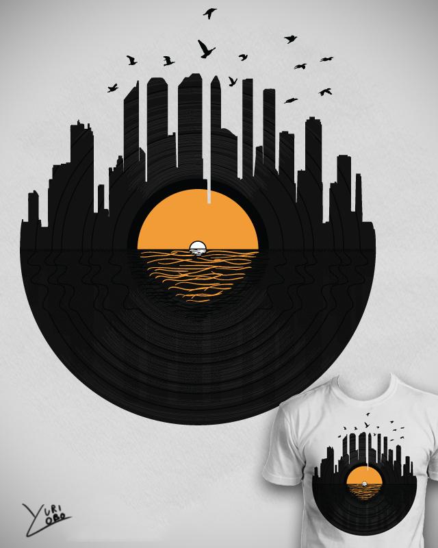 Vinyl City by Yuri-Lobo