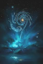 Pinwheel Galaxy M101 by ShootingStarLogBook