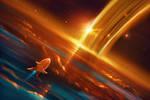 Exosphere Skimming