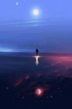 Flat Horizon