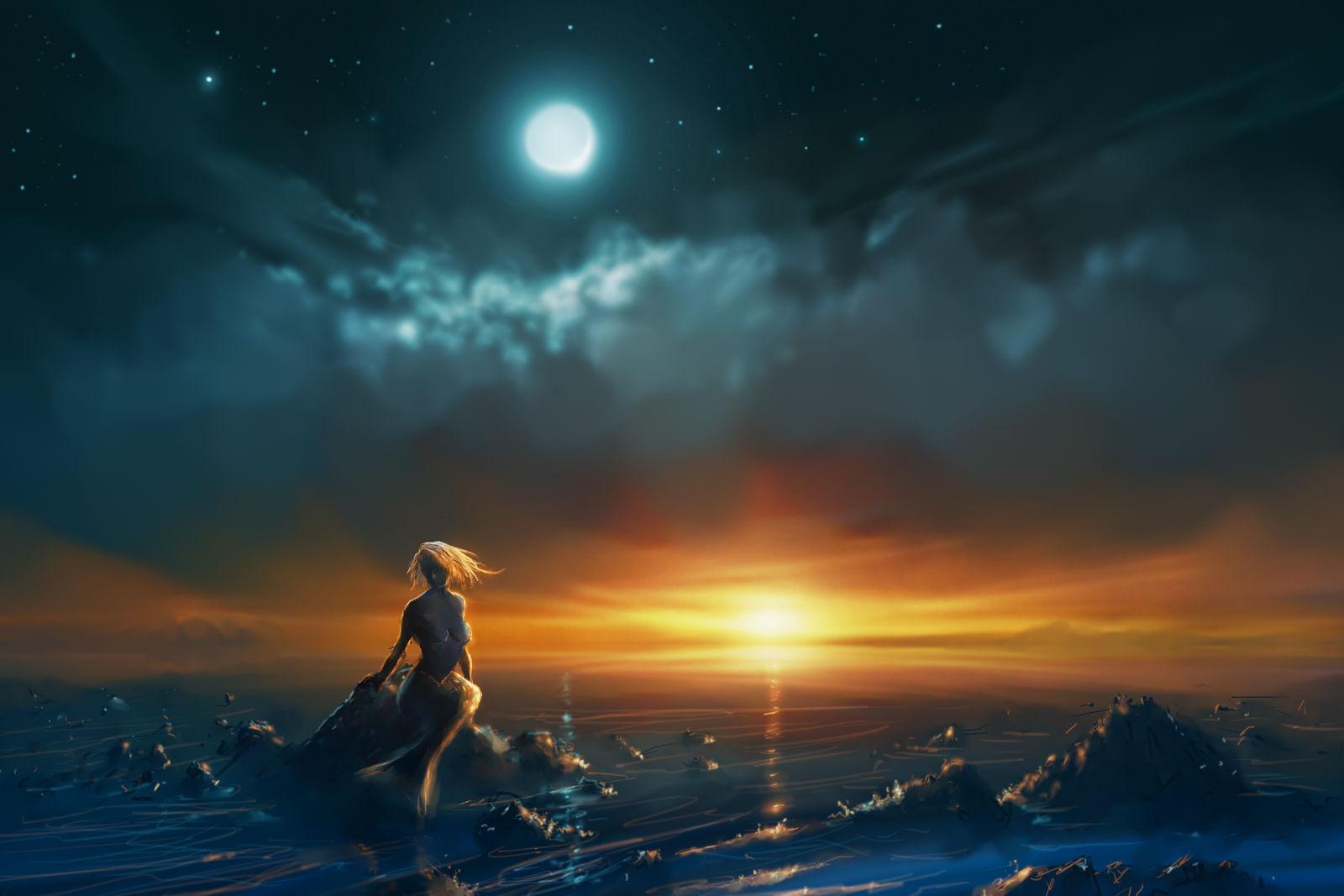 Mermaid Shore