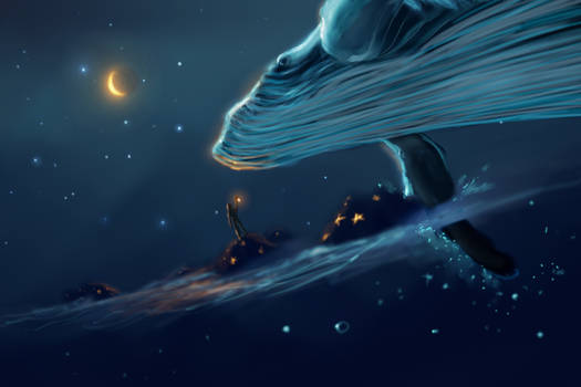 Whale Autumn Nights