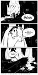 Pretty Mouth - Halloween Bonus Comic by ursyoctopus