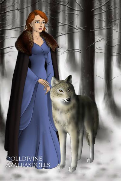 Sansa Stark by Rivya