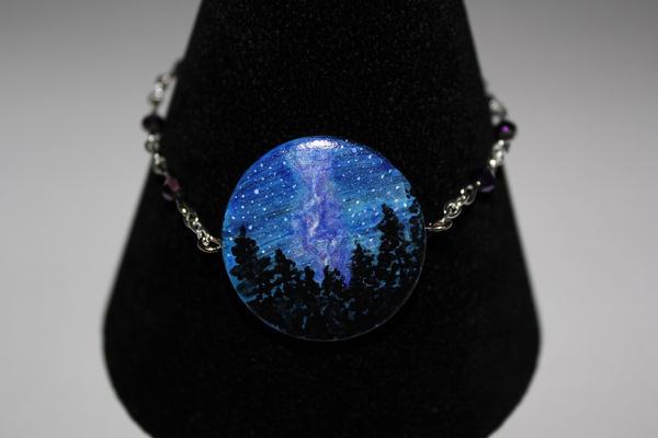 Milky Way Bracelet by stuwaha
