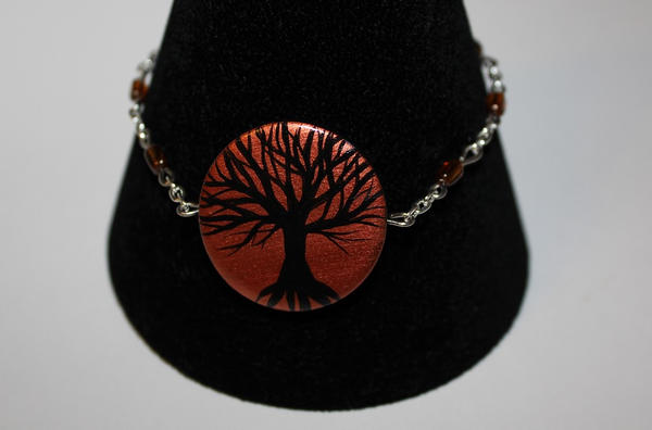 Tree Of Life Bracelet by stuwaha