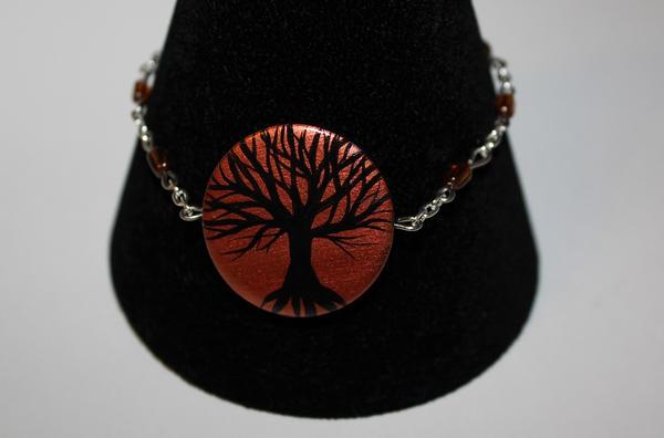 Tree Of Life Bracelet by stuwaha