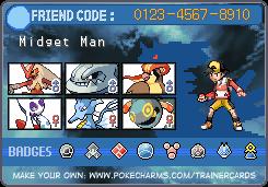 My Pokemon ID by DragonOfDestiny
