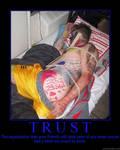 Trust Motivational Poster