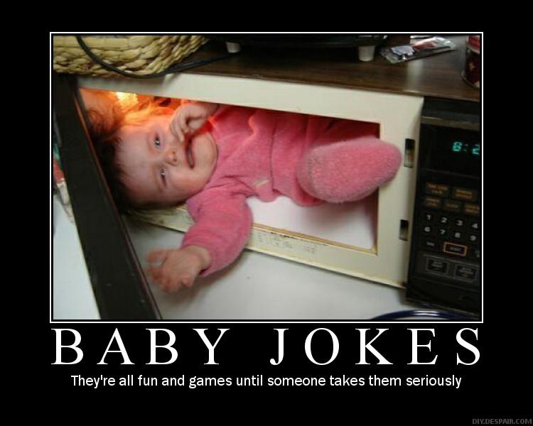 Baby Jokes MP by DragonOfDestiny