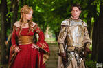 Cersei and Jaime Lannister - Games of Thrones